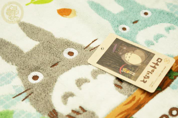 serviette nappe cotton totoro ghibli officiel authentique boutique kawaii shop chezfee com bois grande3