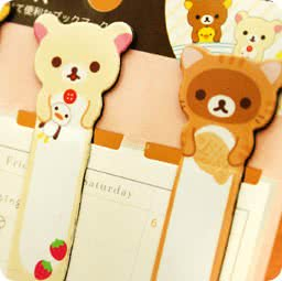 boutique-kawaii-cute-shop-chezfee-rilakkuma-marque-page