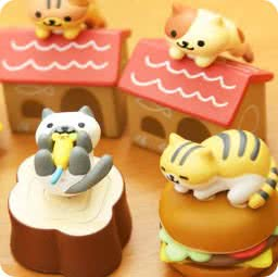 boutique-kawaii-shop-france-chezfee-com-gachapon-japonais-cat-neko-atsume-plug-telephone