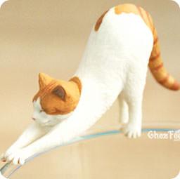 Fan de gashapon et vous cherchez les collections les plus mignonnes et  originales ? D Voilà une collection des figurines gashapon marque,verres  chat !! D