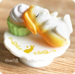 boutique-kawaii-authentique-chezfee-gashapon-gachapon-lapin-patisserie-orange