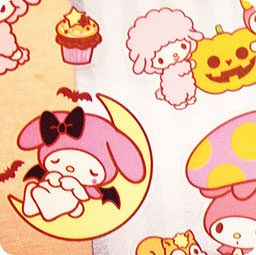 boutique-kawaii-france-chezfee-autocollant-sticker-sanrio-authentique-mymelody-halloween