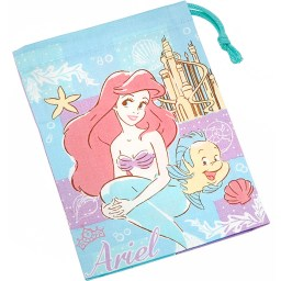 boutique-kawaii-shop-chezfee-disney-japan-pochon-sac-vrac-coton-ariel-princesse-1