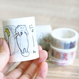 boutique-kawaii-shop-chezfee-fourniture-papeterie-washi-masking-tape-chat-lot-5