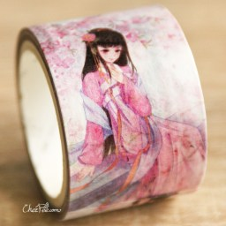 boutique-kawaii-shop-chezfee-fourniture-papeterie-washi-masking-tape-vetement-traditionnel-chinois-hanfu-floraison-2