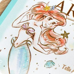 boutique-kawaii-shop-chezfee-france-disney-japan-sirene-ariel-dessin-cahier