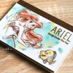 boutique-kawaii-shop-chezfee-france-disney-japon-carnet-ariel-ocean-1