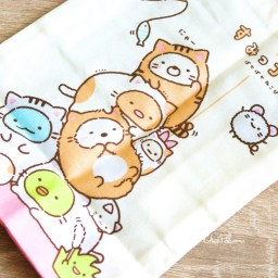 boutique-kawaii-shop-chezfee-japan-pochon-sac-vrac-coton-sanx-sumikko-gurashi-chat-3