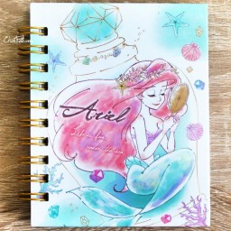 boutique-kawaii-shop-chezfee-papeterie-disney-japan-ariel-carnet-crystal-1