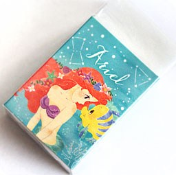 boutique-kawaii-shop-chezfee-papeterie-disney-japan-gomme-ariel-ocean