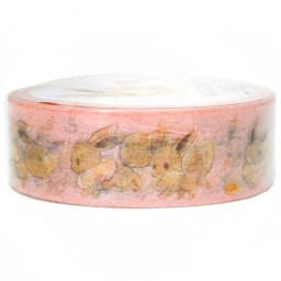 boutique-kawaii-shop-chezfee-papeterie-japonaise-masking-tape-washitape-sticker-pokemon-evoli-2