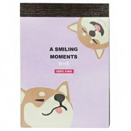 boutique-kawaii-shop-chezfee-papeterie-japonaise-mini-memo-shiba-inu-sourire-1