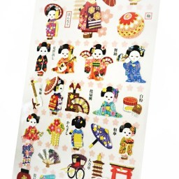 boutique-kawaii-shop-chezfee-papeterie-japonaise-stickers-autocollant-culture-geisha-2