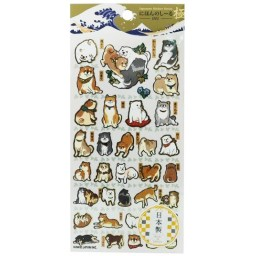 boutique-kawaii-shop-chezfee-papeterie-japonaise-stickers-autocollant-culture-shiba-inu-1