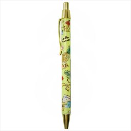 boutique-kawaii-shop-chezfee-papeterie-japonaise-stylo-bille-pokemon-pokachu-tropical-1