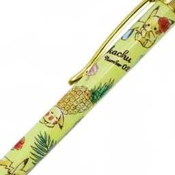 boutique-kawaii-shop-chezfee-papeterie-japonaise-stylo-bille-pokemon-pokachu-tropical-2