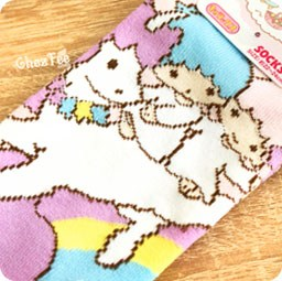 boutique-kawaii-shop-chezfee-sanrio-little-twin-stars-licorne-chaussettes