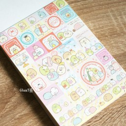 boutique-kawaii-shop-cute-chezfee-sanx-officiel-carnet-illustre-sumikko-gurashi-ecole-4