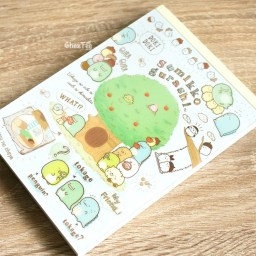 boutique-kawaii-shop-cute-chezfee-sanx-officiel-carnet-illustre-sumikko-gurashi-foret-2