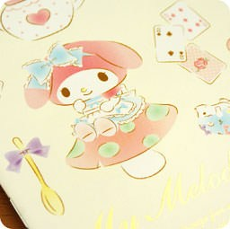 boutique-kawaii-shop-cute-japonais-papeterie-carnet-sanrio-my-melody-alice-lolita-jaune