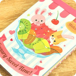 boutique-kawaii-shop-cute-papeterie-chezfee-carnet-memo-japonais-usagi-neko-fruit