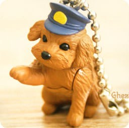 boutique-kawaii-shop-france-chezfee-gachapon-wancos-cosplay-chien-bandai-caniche-police