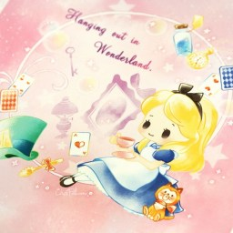 boutique-kawaii-shop-france-japonais-chezfee-disney-japan-alice-wonderland-cahier-chibi-3