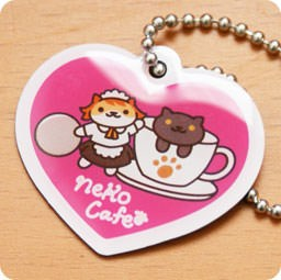 boutique-kawaii-shop-france-lille-chezfee-com-gachapon-capsule-japonais-authentique-cat-neko-atsume-charm-strap-neko-cafe-love