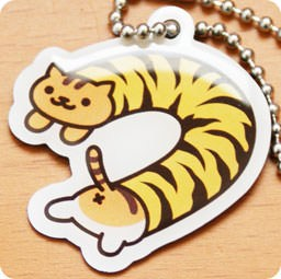 boutique-kawaii-shop-france-lille-chezfee-com-gachapon-capsule-japonais-authentique-cat-neko-atsume-charm-strap-tigre