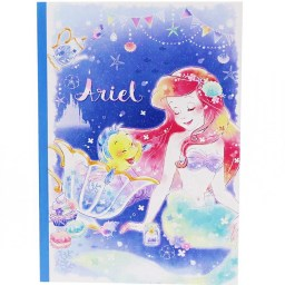 boutique-kawaii-shop-japonaise-disney-ariel-crystel-papeterie-cahier-1