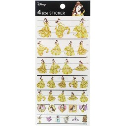 boutique-kawaii-shop-japonaise-disney-princesse-belle-papeterie-stiker-autocollant-made-in-japan-1
