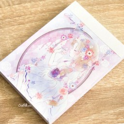 boutique-kawaii-shop-papeterie-chezfee-mini-carnet-japonais-kamio-flower-kiss-1