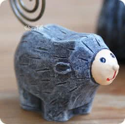 decoration-pince-porte-message-memo-figurine-animal-mignon-kawaii-souris-chezfee5