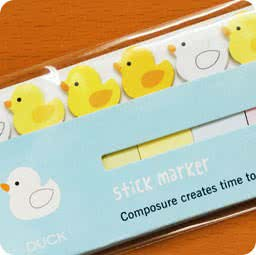 papeterie-magasin-boutique-kawaii-shop-en-ligne-chezfee-com-sticky-note-kawaii-animal-mimi-canard